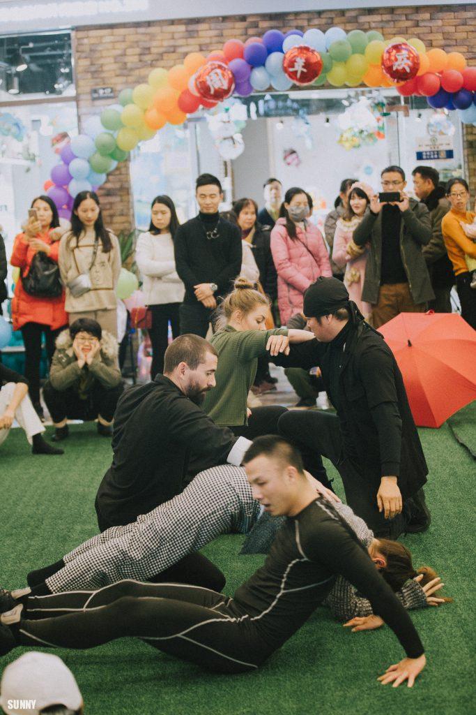 Meraki Dance Collective Improvisation Festival Nanning